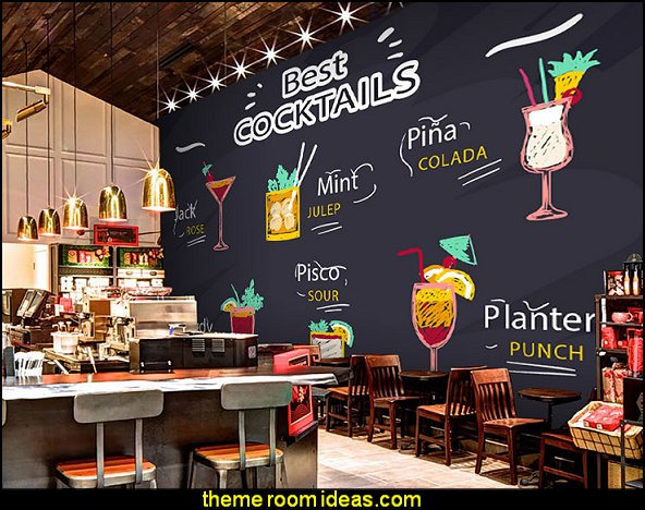 blackboard chalk graffiti Office Casual Cafe background wallpaper wallpaper