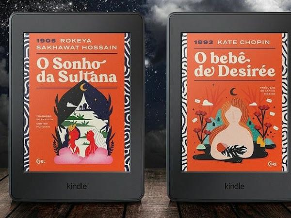 Mais Relíquias Literárias Lidas: O sonho da sultana e O Bebê de Desirée (Ed. Wish)