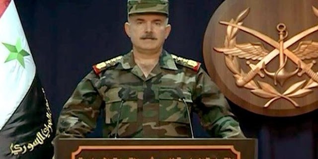 القيادة العامة للجيش تعلن تحرير بادية دير الزور بالكامل -فيديو