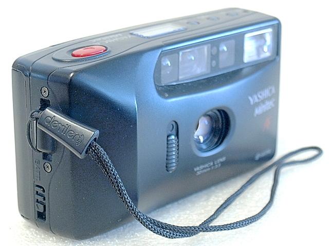 Film Camera Review: Yashica Minitec AF