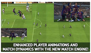 Download PES Club Manager di Play Store