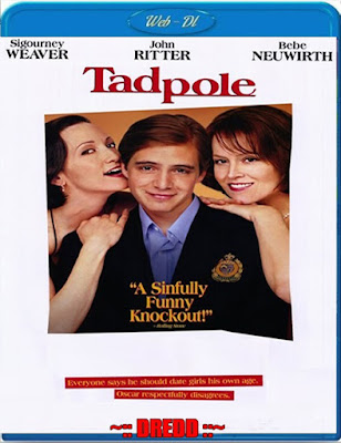 Tadpole (2000) UNRATED 480p 250MB WEB-DL Hindi Dubbed Dual Audio [Hindi – English] MKV