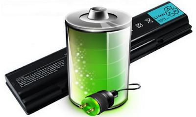 Tips Untuk Baterai Laptop Tidak Bisa Full 100%