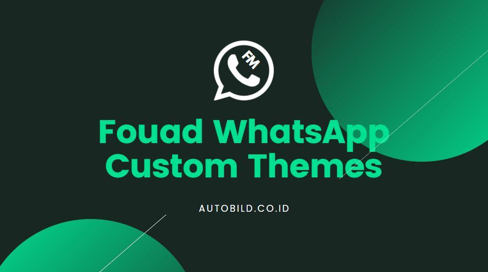 tema whatsapp mod dari fm wa