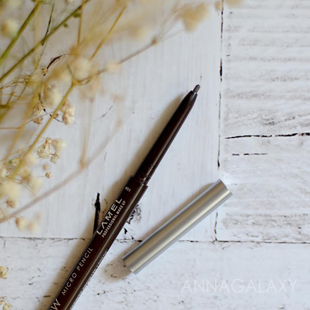Lamel карандаш для бровей Insta Brow Micro pencil 401 отзыв