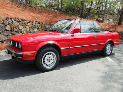 This Classic 1988 #BMW 325CI #Forsale @ Foreign Motorcars Inc Today!