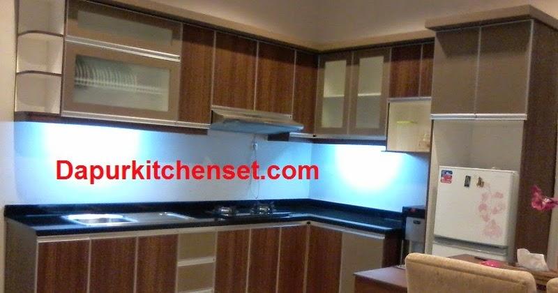 Jasa kitchen set daftar harga kitchen set 2016 for Biaya membuat kitchen set