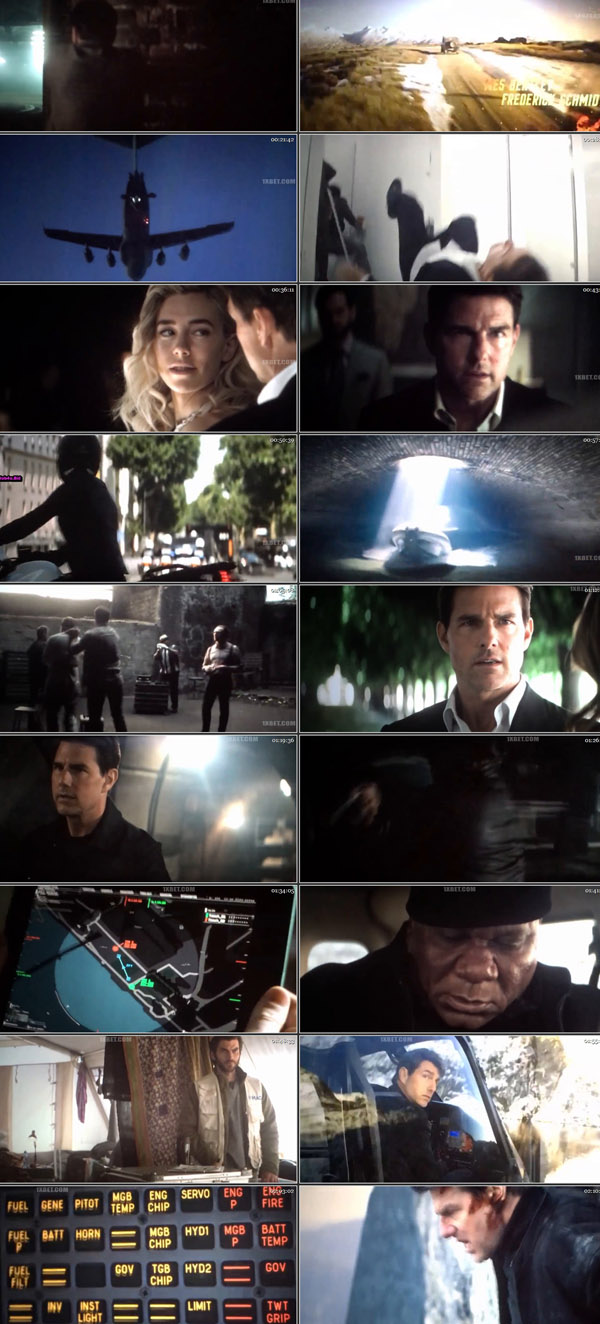 Mission Impossible Fallout 6 full movie download in hindi 480p