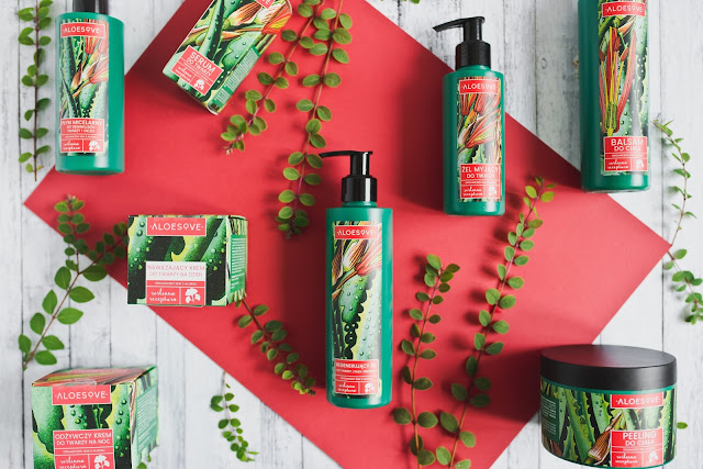 Aloesove, Duetus, Rosadia - nowe marki kosmetyków naturalnych od Sylveco