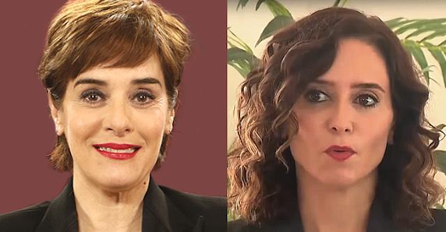 Anabel Alonso y Díaz Ayuso