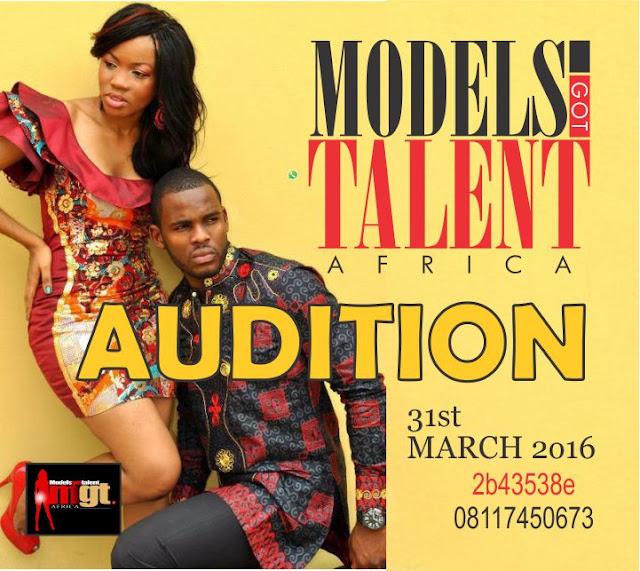 Models Got Talent Africa