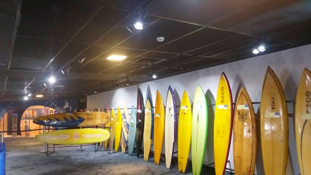 Museu do Surf no AquaRio