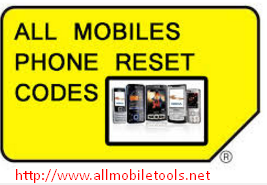 All China Cell Phones Hard Reset & Format Codes