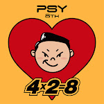PSY - PSY 8th 4X2=8 Cover