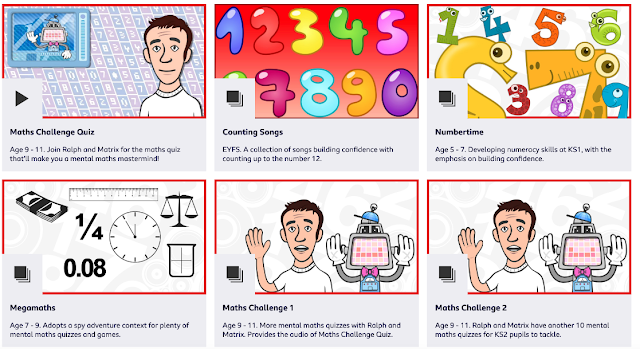 Another Good Resource to Help Students Learn Math Skills