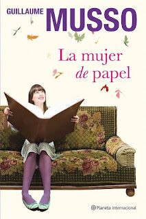 La mujer de papel   Guillaume Musso