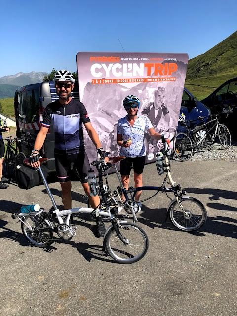 French Village Diaries Pyrénées Cycl'n'Trip 2020