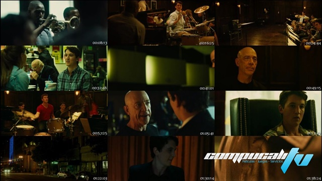Whiplash Musica y Obsesion DVDRip Latino