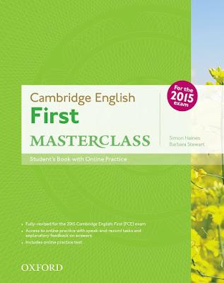 FCE Masterclass 2015 cd