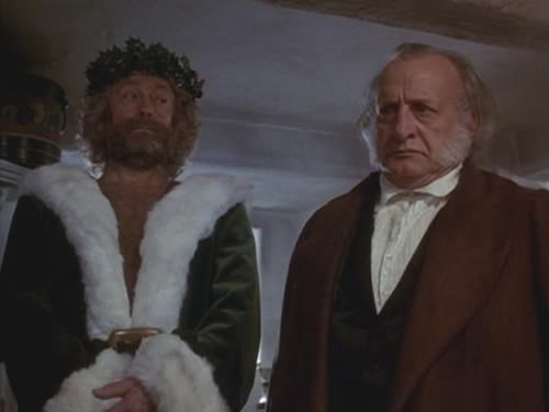 Looking Back At A CHRISTMAS CAROL (1984 George C Scott Version ...