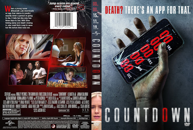 Countdown DVD Cover