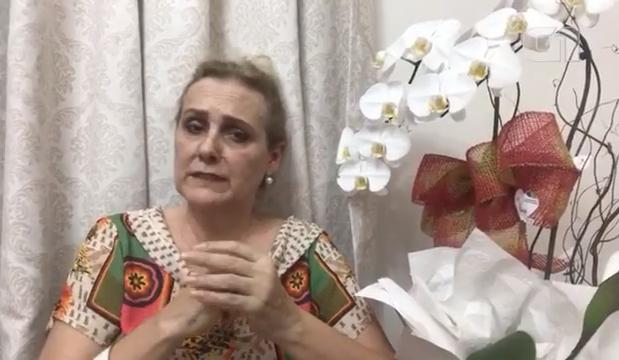 Prefeita de Pindorama supera a fase critica do coronavírus e recebe alta hospitalar