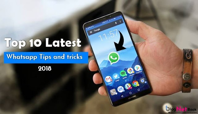 TOP 10 Whatsapp Tips And Tricks In Hindi 2019