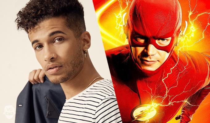 """Jordan Fisher é confirmado como Bart Allen em """"The Flash"""""""