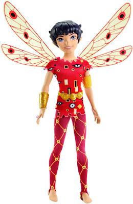 TOYS : JUGUETES - MIA AND ME : Mia y yo  Muñeco Mo Príncipe de Centopia  Producto Oficial Serie Television 2016 | Mattel DHL67 | A partir de 3 años  Comprar en Amazon España