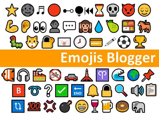 Emojis Blogger
