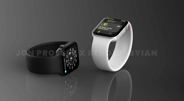تقرير: تتميز ساعة Apple Watch Series 7 بإطار شاشة أنحف ومعالج أسرع وتكنولوجيا محدثة فائقة الاتساع