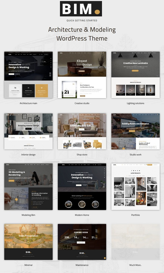 Best Architecture Consultancy WordPress Theme