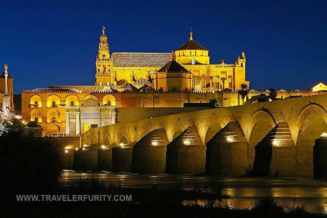 The Great Mosque of Cordoba, Hispania