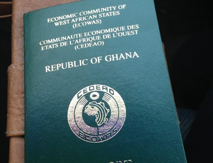 Ghana Passport Forms Now Free and Available Online