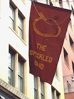 The Speckled Band flag