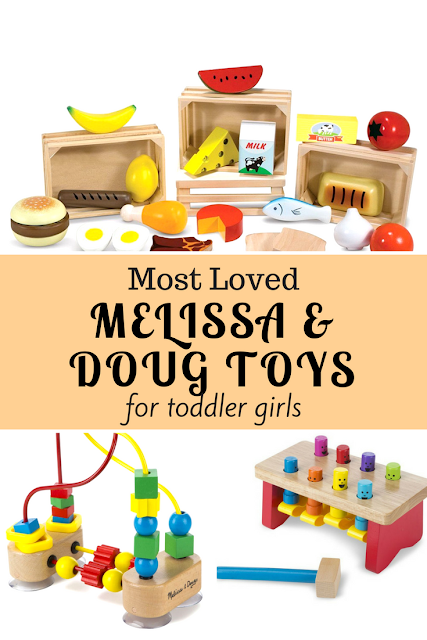 Most Loved Melissa & Doug Toys For Toddler Gils