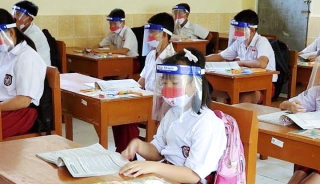 Siswa SD Masuk Sekolah Paling Cepat September 2020