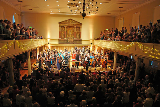 Bristol Symphony Helped to Raise Nearly £10,000 for Three Bristol Charities