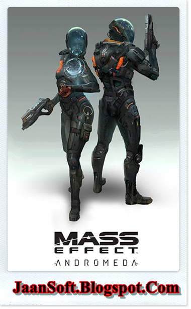 Download Mass Effect Andromeda PC Game 2016 Full Version