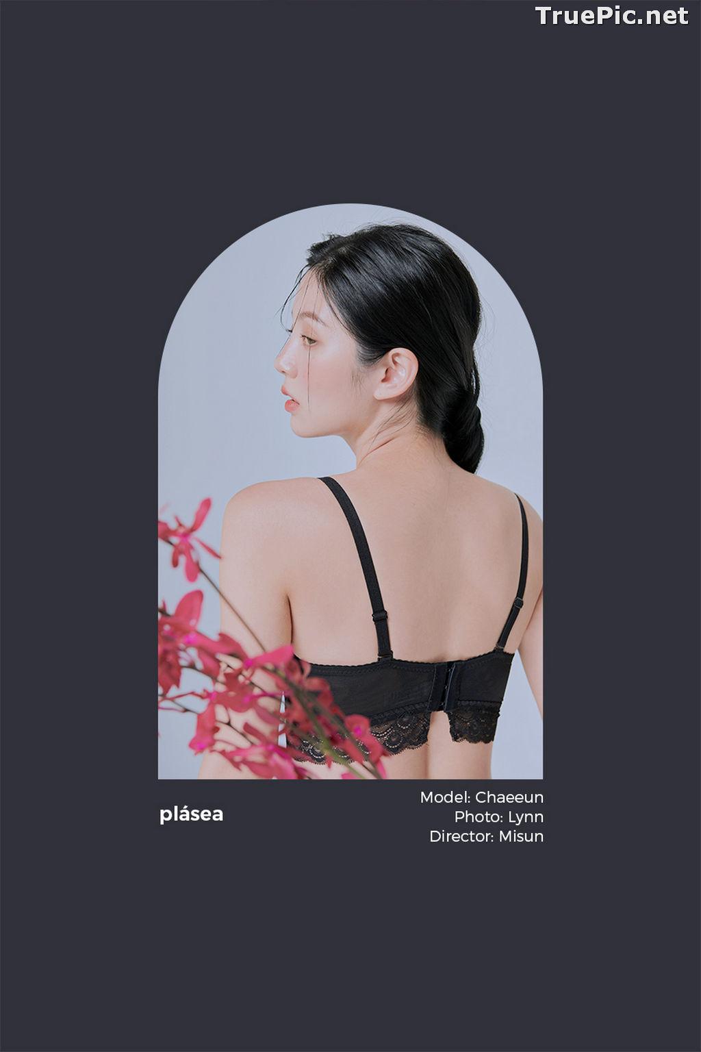Image Korean Fashion Model – Lee Chae Eun (이채은) – Come On Vincent Lingerie #4 - TruePic.net - Picture-4