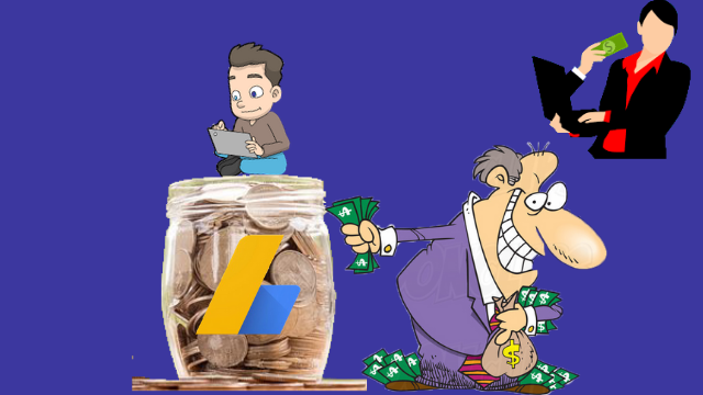 How to earn money from Adsense .