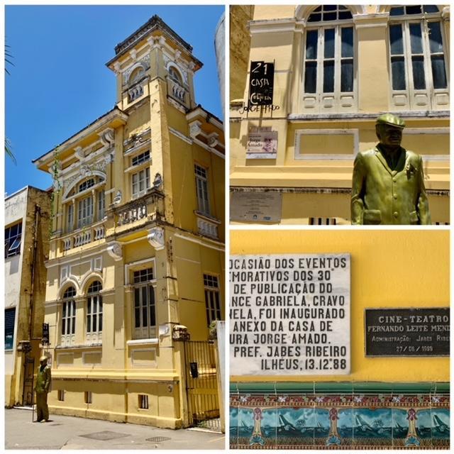 Walking Tour em Ilhéus: a cidade de Jorge Amado
