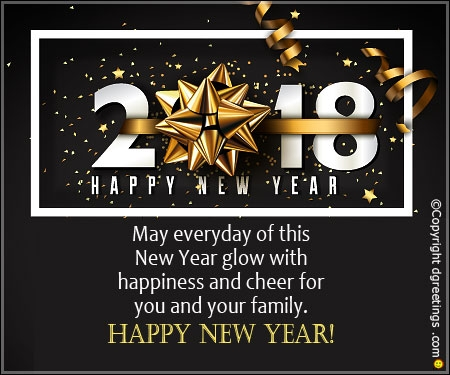 Happy New Year from us #2018 better year for perfections