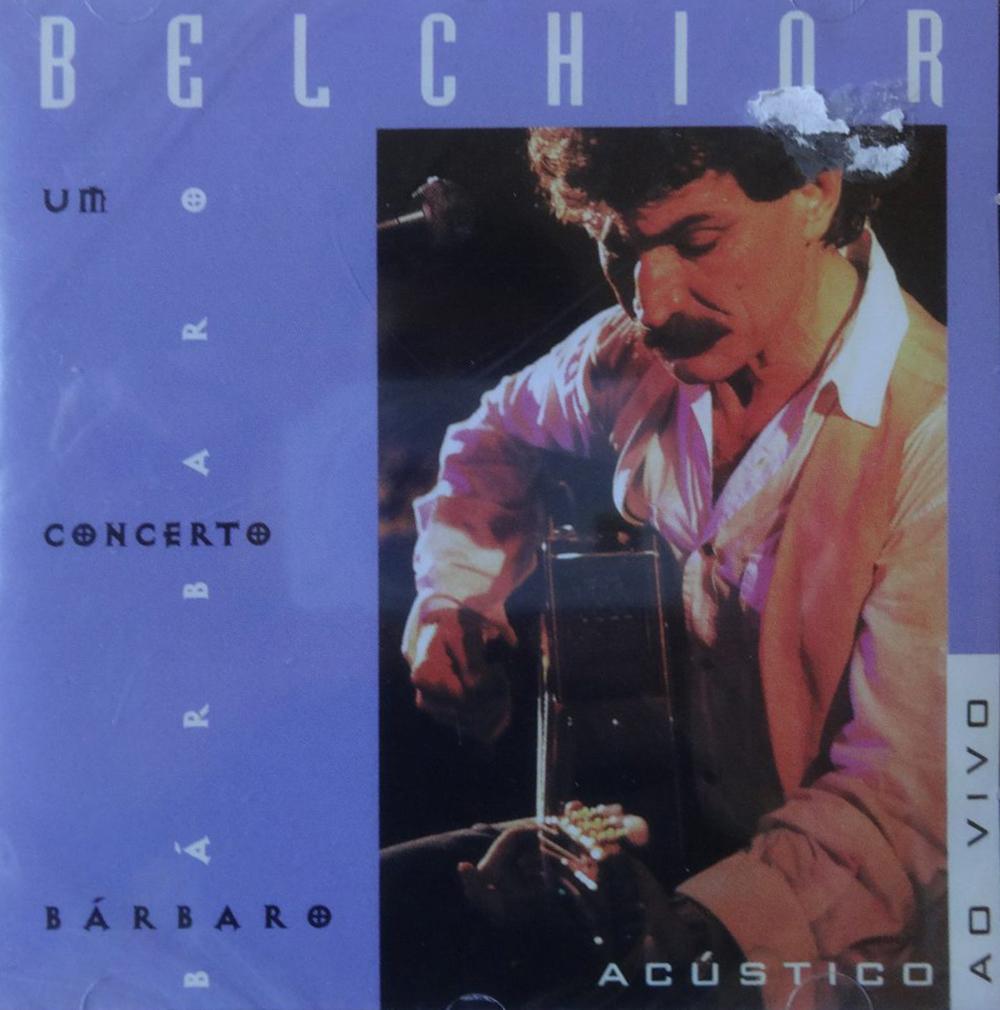 Belchior - Um Concerto Bárbaro [1995]