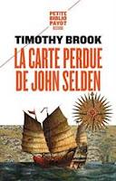 La carte perdue de John Selden