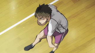 ハイキュー!! アニメ 3期5話 | 牛島若利 Ushijima Wakatoshi | Karasuno vs Shiratorizawa | HAIKYU!! Season3