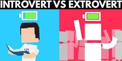 Apa itu Introvert & Ekstrovert , Anda Yang Mana?