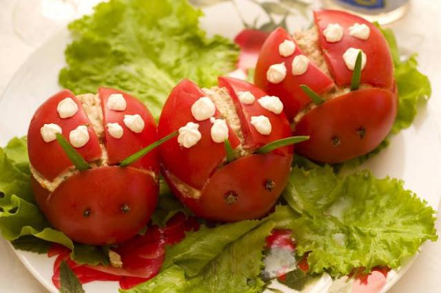 бутерброды детские с фото http://prazdnichnymir.ru/