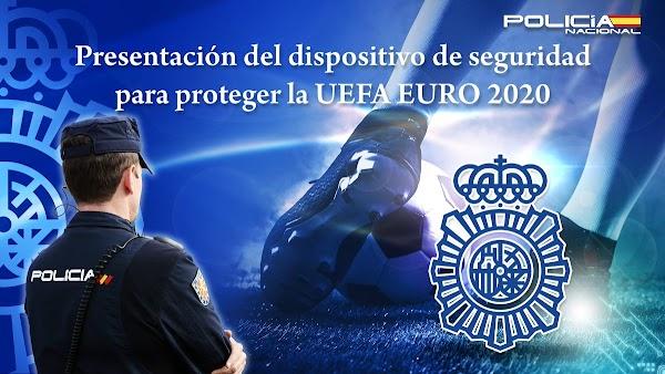 Jupol pide que la UEFA costee el operativo policial de la Eurocopa