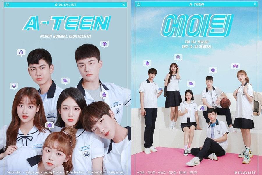 Download Drama Korea A-Teen Sub Indo Batch
